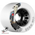 Kółka do wrotek Rollerbones Day of the dead 62mm x 38mm - 94a - 4 sztuki