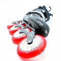Rollerblade Tempest Black Horse Edition - 2