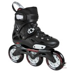 Rolki Powerslide Imperial 110 Black Crimson