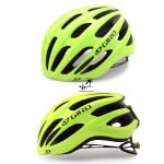 Kask na rolki, rower GIRO FORAY MIPS highlight yellow, roz. od 55cm do 59cm. Model 2018