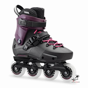 Rolki Rollerblade Twister Edge W - damskie, model 2018