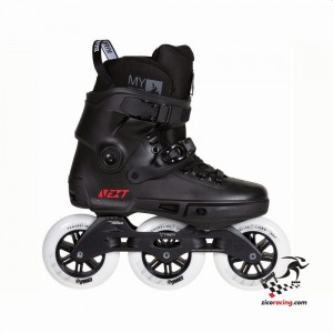 Rolki Powerslide Next Core Black 110