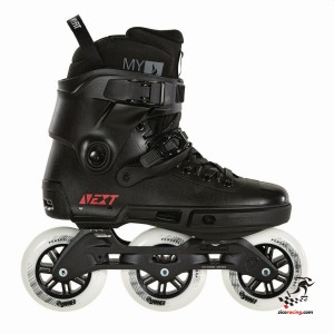Rolki Powerslide Next 100 black 2021
