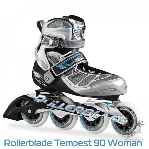 Rollerblade Tempest 90 W Woman model 2016
