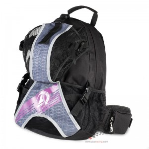 Plecak Rollerblade Back Pack LT25 grey/purple 2016