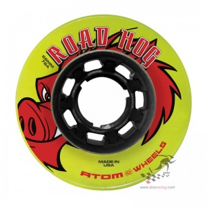 Kółka do wrotek Atom Road Hog 66mm x 42mm / 78a, 4 sztuki
