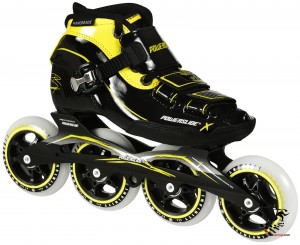 Powerslide Bart Swings Junior rozmar 41 - 265mm