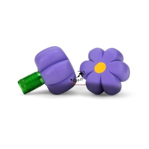 Hamulce / stopery do wrotek Moxi Brake Petal Violet Forget Me Not - 2 sztuki