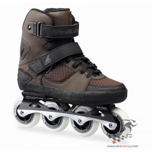 Rolki Rollerblade Metroblade GM Carbon 2018 - rolki do urban skating
