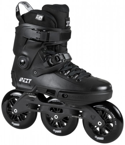 Rolki Powerslide NEXT Black Out
