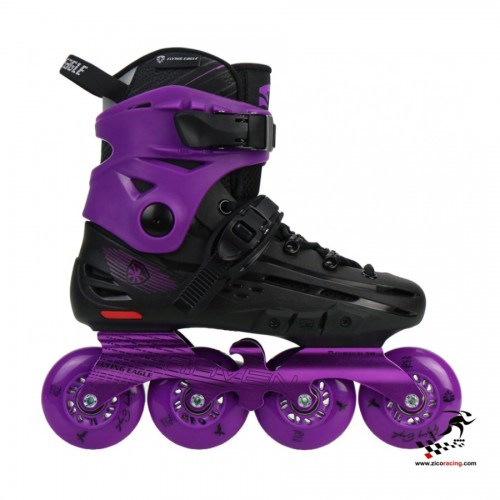Rolki Flying Eagle Skates F4 Raven purple